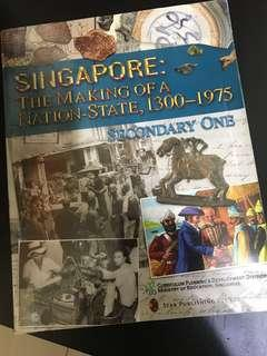 Singapore- The Making Of A Nation State,1300-1975