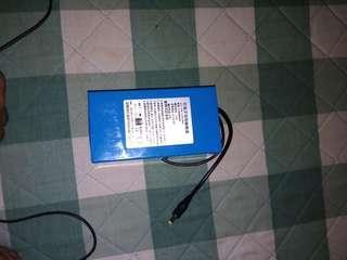 12v external battery