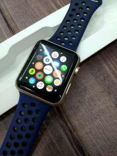 Apple Watch / iWatch 42mm Series 1 GOLD - SECOND