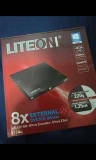 Neon External DVD Writer