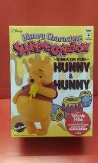 Winnie the pooh 搞笑造型 Figure
