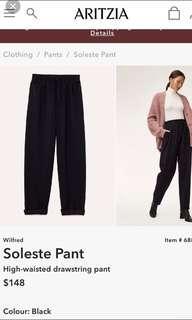 Wilfred Soleste Pants