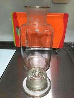 歐式手工厚料玻璃罐