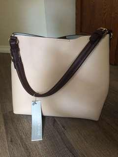 BNWT Louenhide tan bag