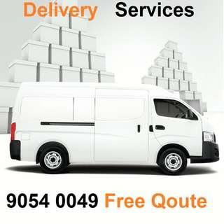 Easy, Fast and Reliable Transport Services
