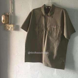 🔔 Ben Davis H/Zipper Shirt