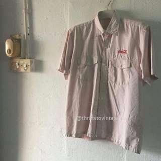 🔔 Coca Cola Shirt