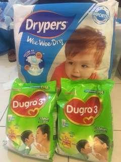 Dugro 3 & Drypers