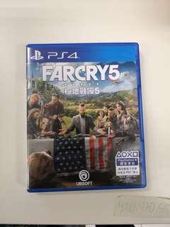 Farcry 5 PS4 Games