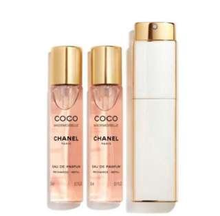 Chanel 摩登coco 時尚隨身香水補充瓶