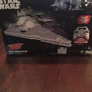 Star Wars Air Hogs Star Destroyer Remote Controlled Drone