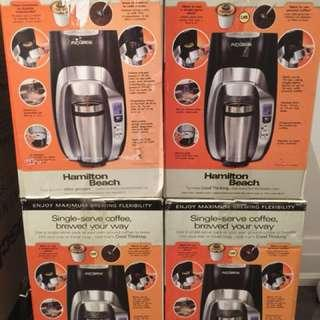 Hamilton beach coffee makers- like new condition - $15 each