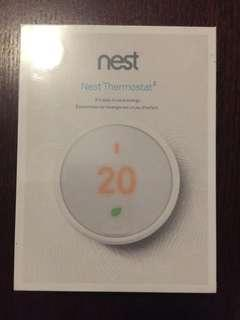 Nest thermostat- brand new sealed in box