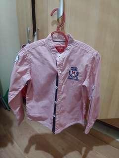 Miki boy shirt 5yo