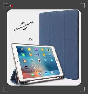 🚚 iPad Smart TPU Case with Pencil Holder (Multiple Colors)