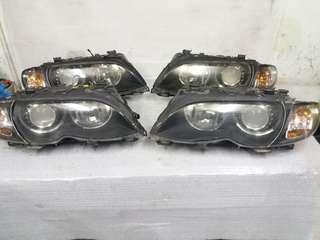 BMW E46 Hid Projector Head Lamp Ori Germany