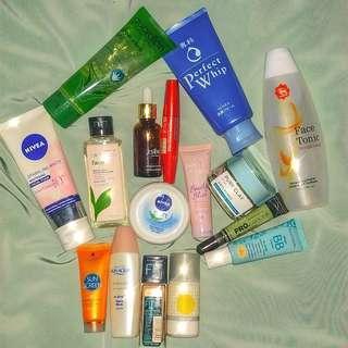 TAKE ALL 152k Makeup & Skincare