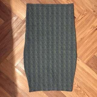 Atmosphere bodycon skirt