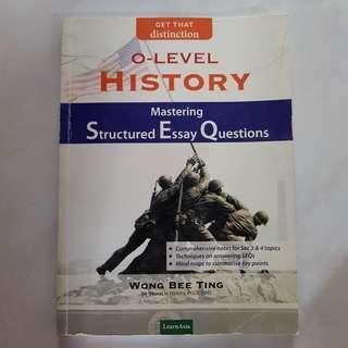 history seq book