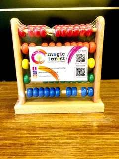 🚚 Magic Forest - Baby learning abacus.