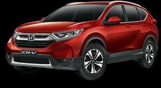 All New Honda CR-V 1.5L Turbo CVT