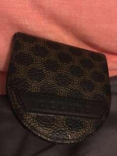 Celine change wallet 2 pockets