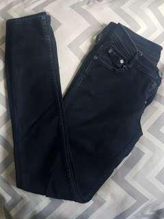 Black Premium Jeans Stretch