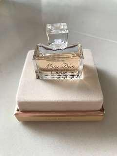 Christian Dior Miss Dior Blooming Bouquet Miniature Perfume 5ml in box