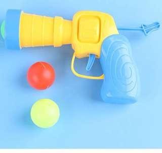 Ping pong gun, assorted colour  cheap toy cheap present