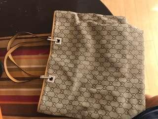 Gucci Tote Bag Authentic