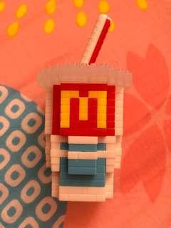 McD Limited Edition Soft drink cup McDonald