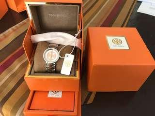 Tory Burch authentic watch - 2Tone