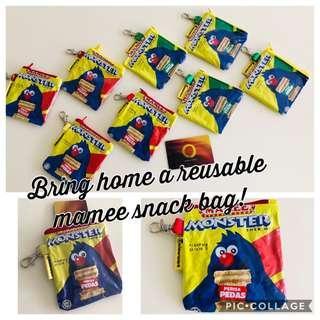 Mamee snack reusable bag