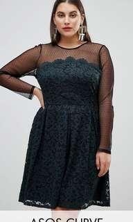 Size 18 ASOS dress