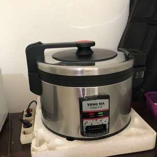 Rice cooker&warmer 16lt
