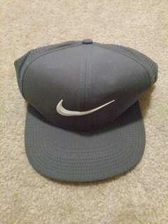 Nike Dark Grey AeroBill Hat