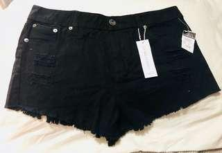 BNWT Rue 21 high waisted shorts