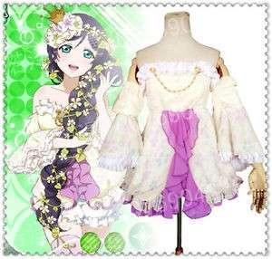 Nozomi Tojo Love Live FairyTale Cosplay