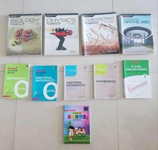 🚚 Text books for secondary 3-4.