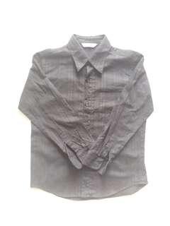 Linic black shirt boy 4-6years