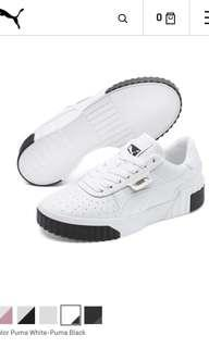 brand new puma Cali fashion sneakers
