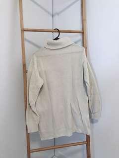 Uniqlo turtleneck knitwear