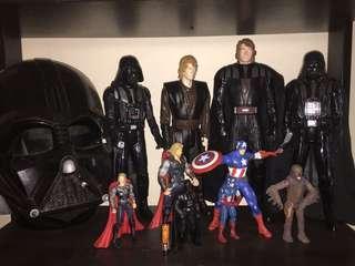 Star Wars, Captain America