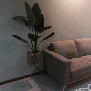 Artificial traveler plant 🌱 120cm 😍