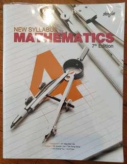 Shinglee Mathematics 4 (7th Edition)