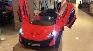 McLaren Remote control car