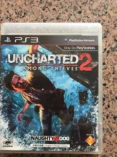 Uncharted Among Thieves 2