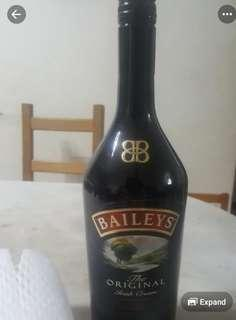 Baileys Original 1000ml fresh from Changi 19.12.2018
