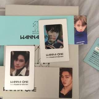 WTT/WTS/WTB Wanna One Power of Destiny