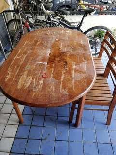 Dining Table Meja Makan